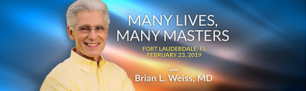 Many Lives, Many Masters with Dr. Brian Weiss