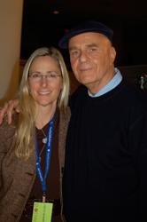 Wayne Dyer and Scarlett Lewis