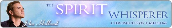 John Holland - The Spirit Whisperer