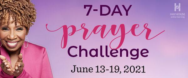 7-Day Prayer Challenge with Iyanla Vanzant