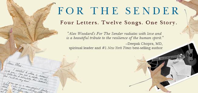 For the Sender - Alex Woodard