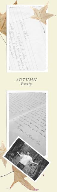 Autumn - Emily