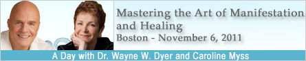 Mastering the Art of Manifestation and Healing - Boston