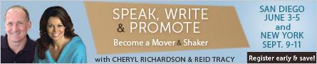 Speak, Write, Promote