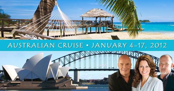 Australian Cruise - January 4-17, 2012