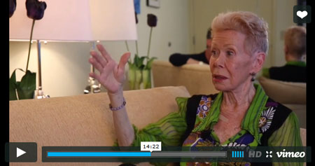 The importance of loving yourself with Louise Hay and Robert Holden video.