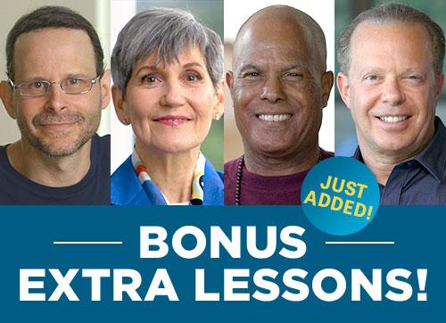 Bonus Extra Lessons